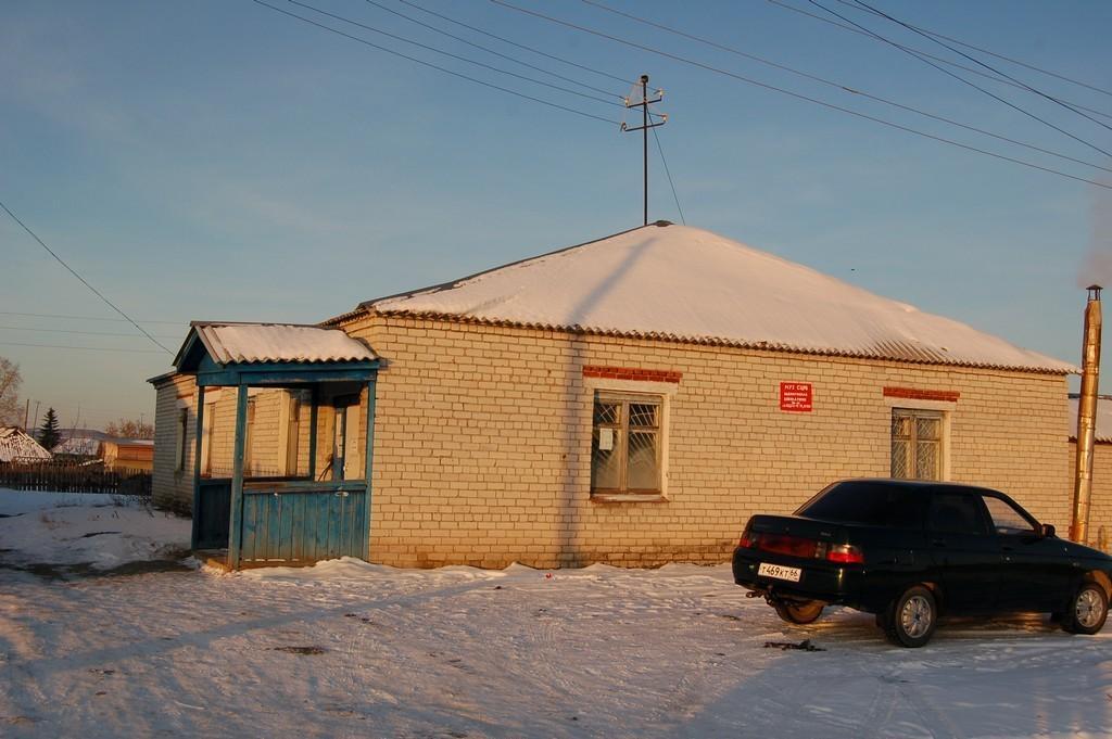 Ремонт в амбулатории села Щелкун