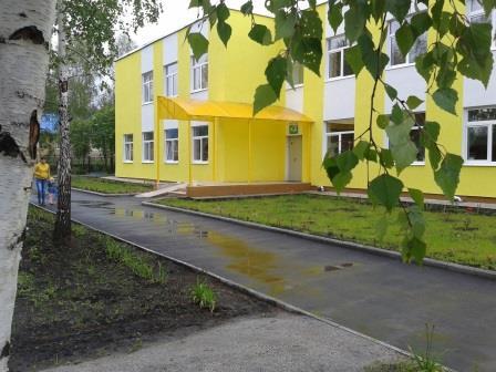 Плановые ремонты в детском саду №7 «Радуга»