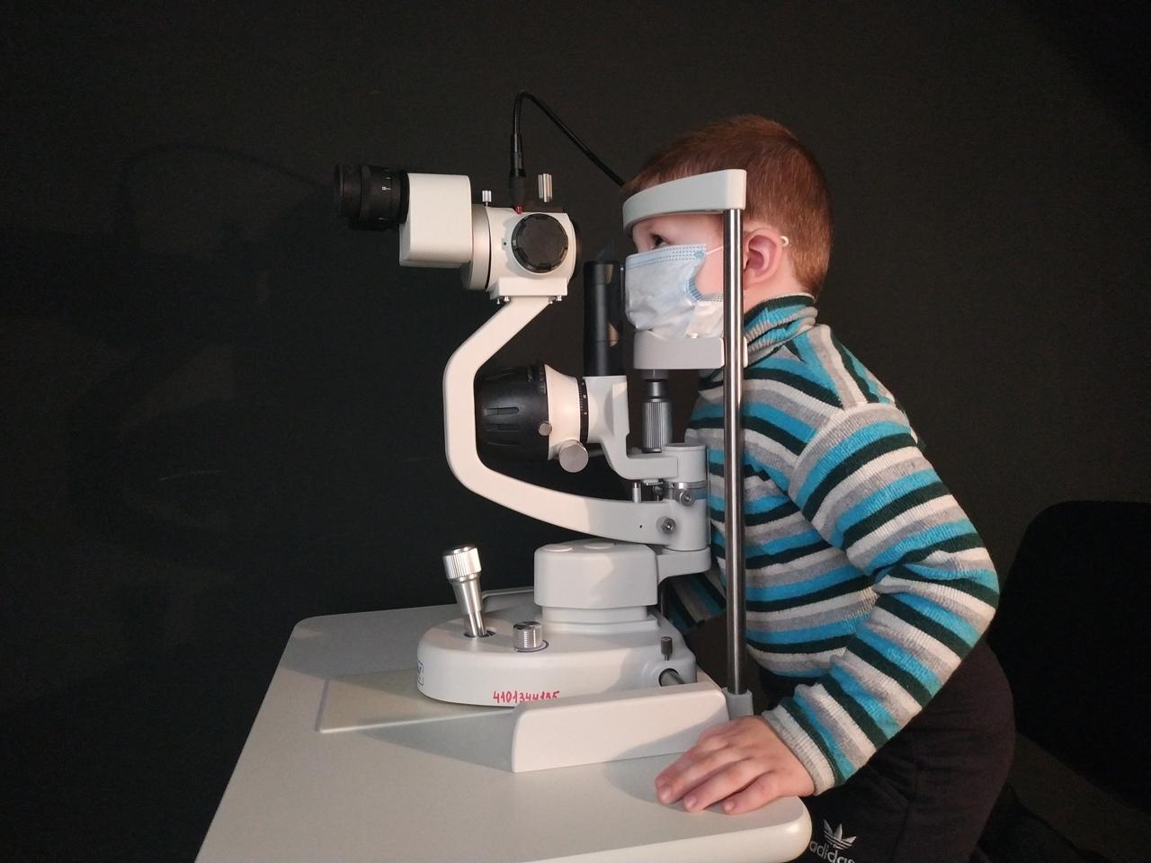 Новый аппарат появился в сысертской детской поликлинике в 2020 году