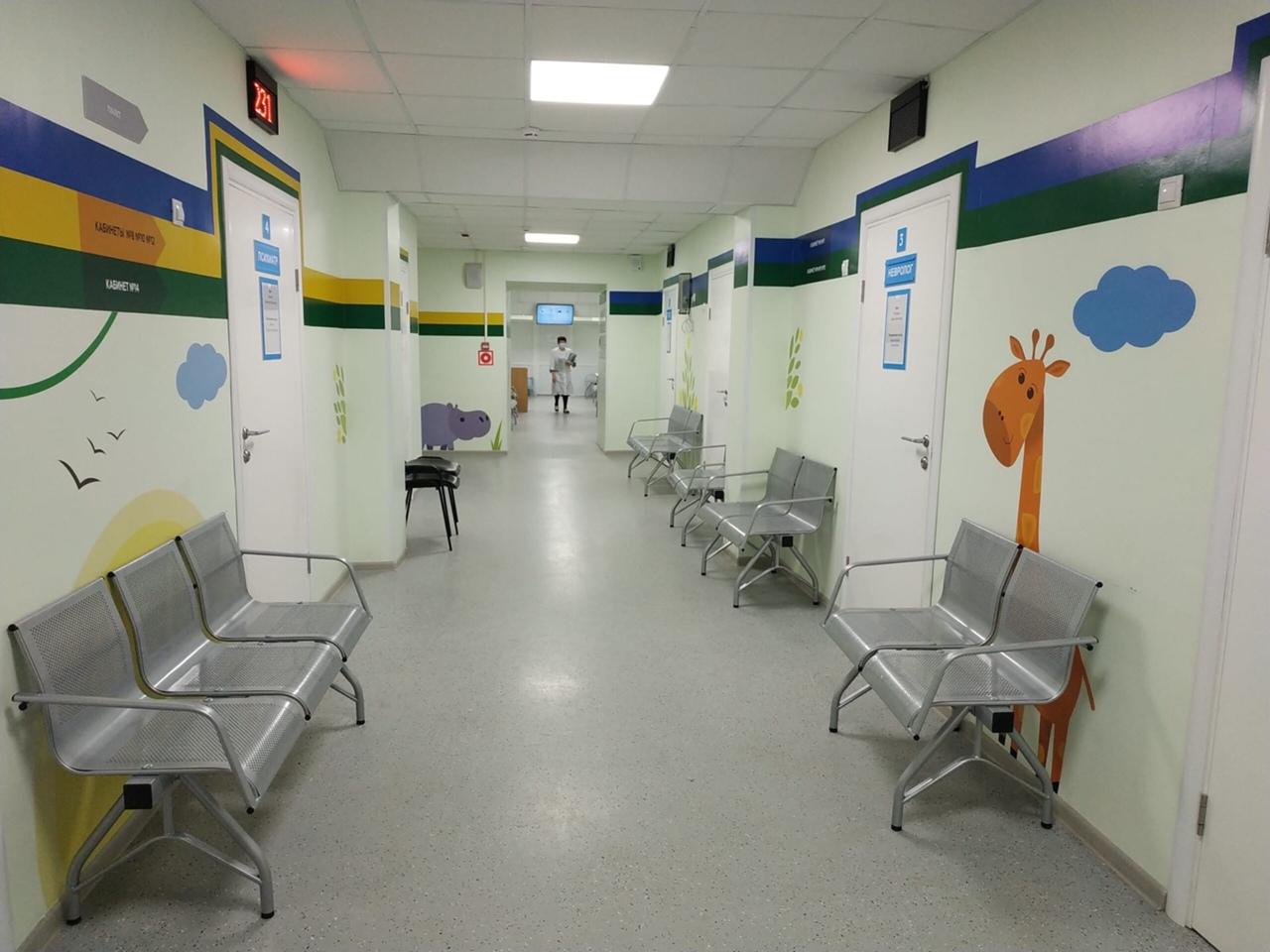 Обеспечение работы сысертского инфекционного госпиталя