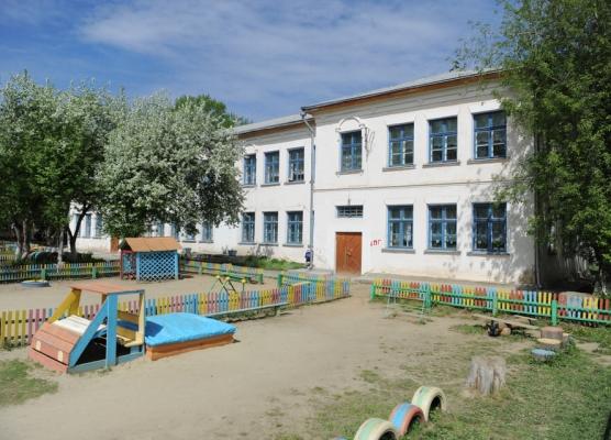 Плановые ремонты в детском саду №1 «Василек»