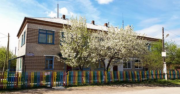 Плановые ремонты в детском саду №35