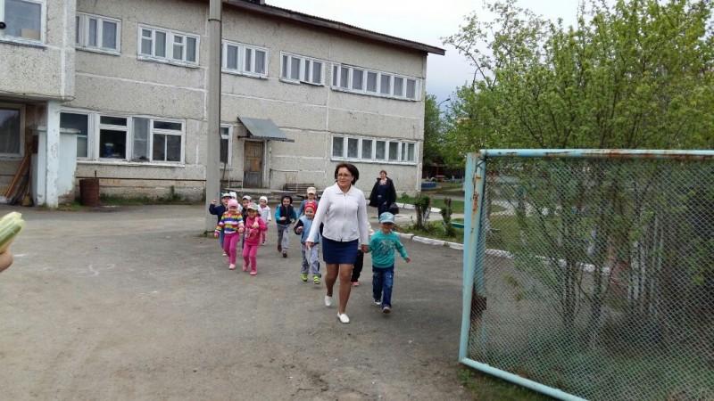 Плановые ремонты в детском саду №60 «Дюймовочка»
