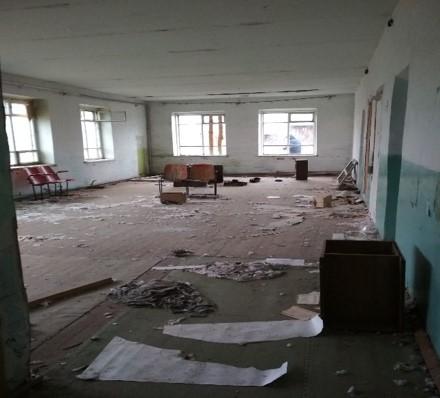 Капитальный ремонт Новоипатовского сельского дома культуры