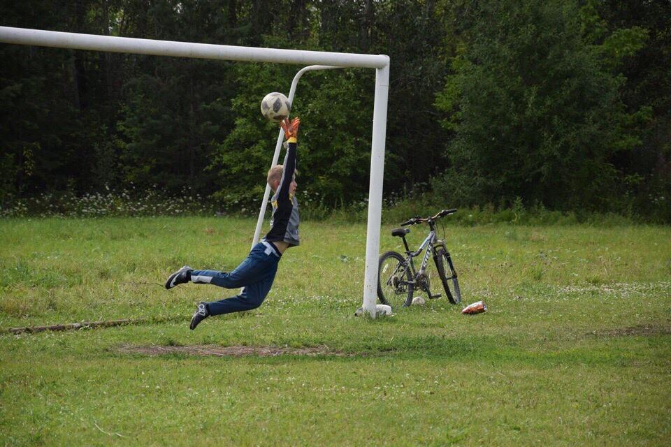 Поле для мини-футбола в Сысерти