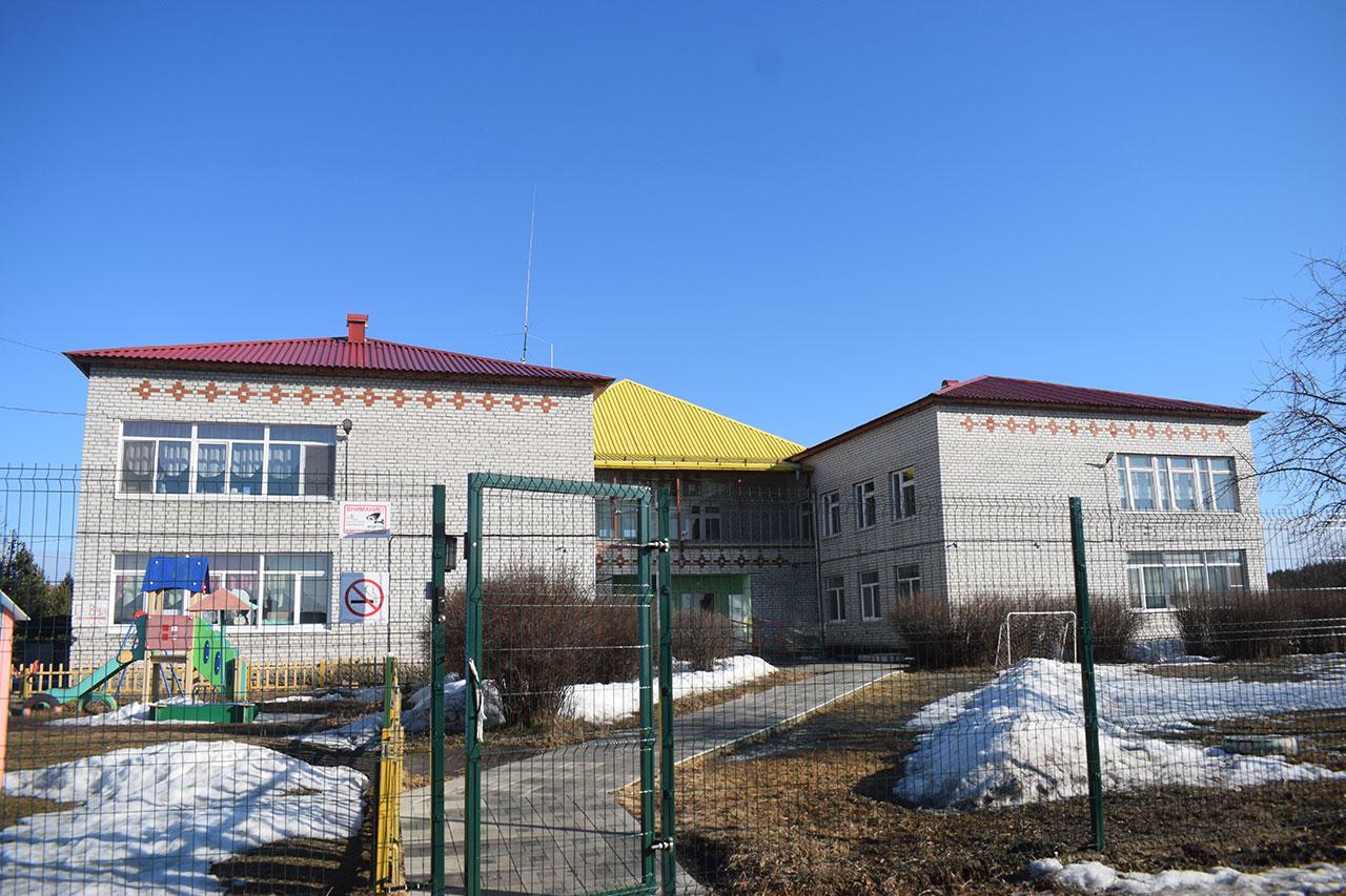 Плановые ремонты в детском саду №4 «Ромашка»