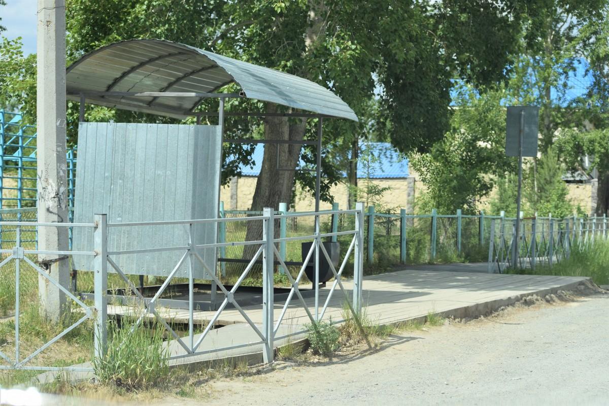 Ежегодные работы по благоустройству в селе Кашино