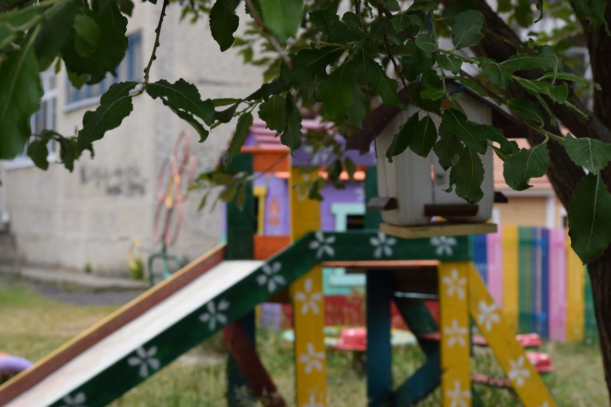 Плановые ремонты в детском саду №44 «Светлячок»