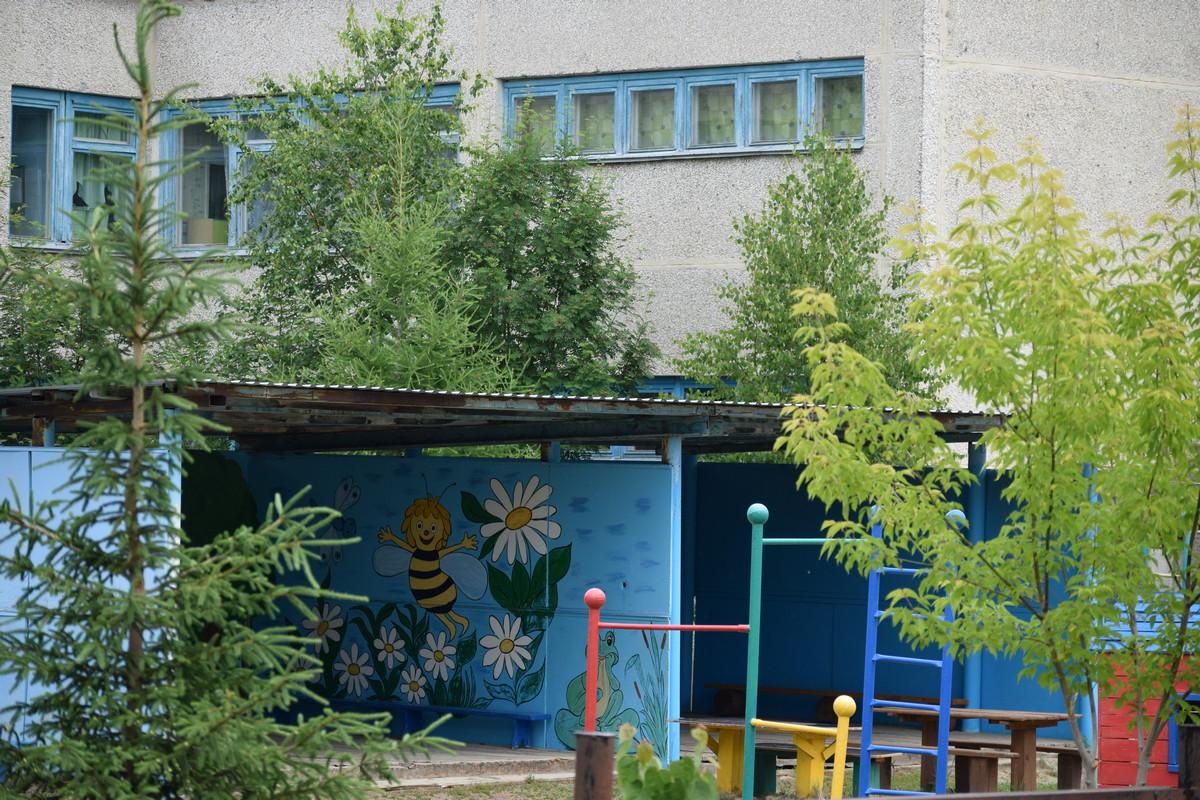 Плановые ремонты в детском саду №3 «Золотой ключик»