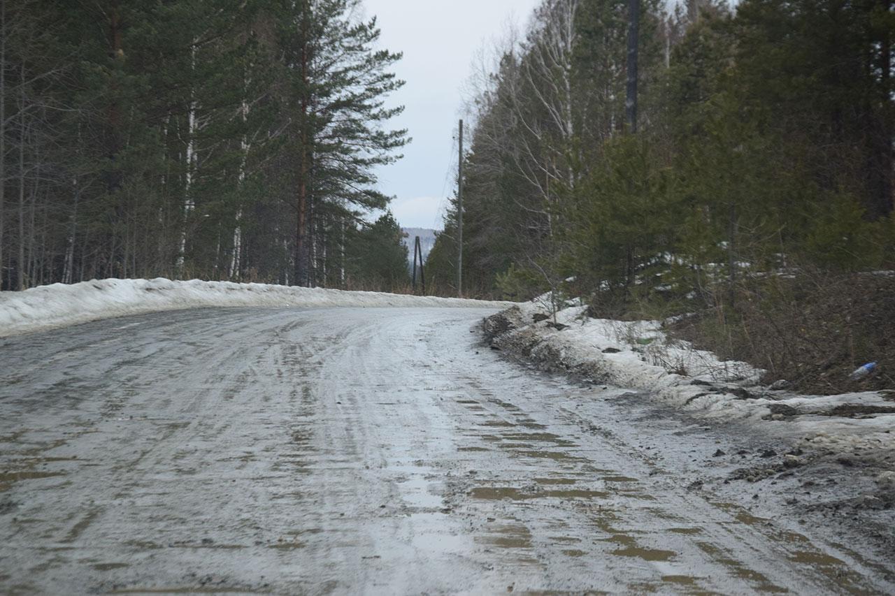 Реконструкция въезда в Космакова