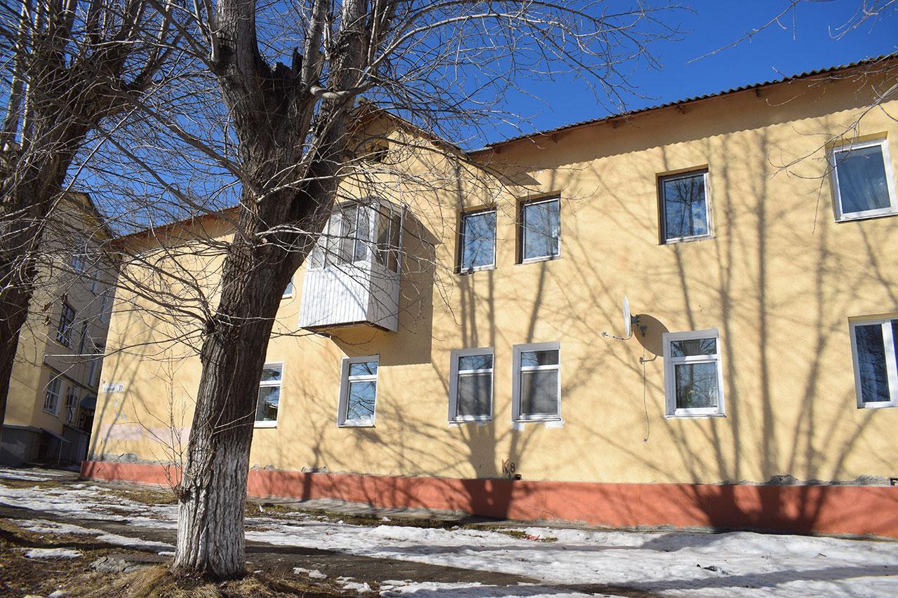 Капитальный ремонт многоквартирных домов в Двуреченске в 2019 году