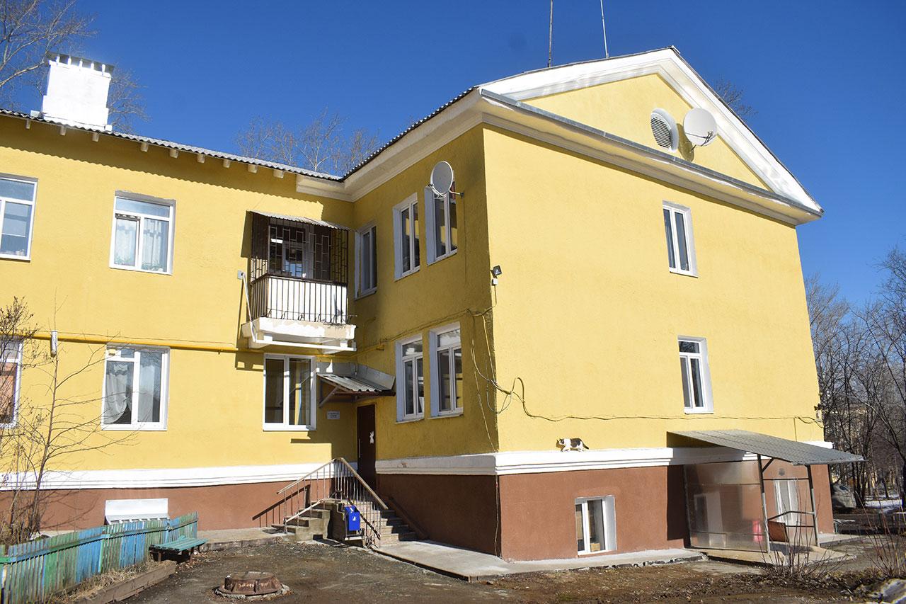 Капитальный ремонт многоквартирных домов в Двуреченске в 2018 году