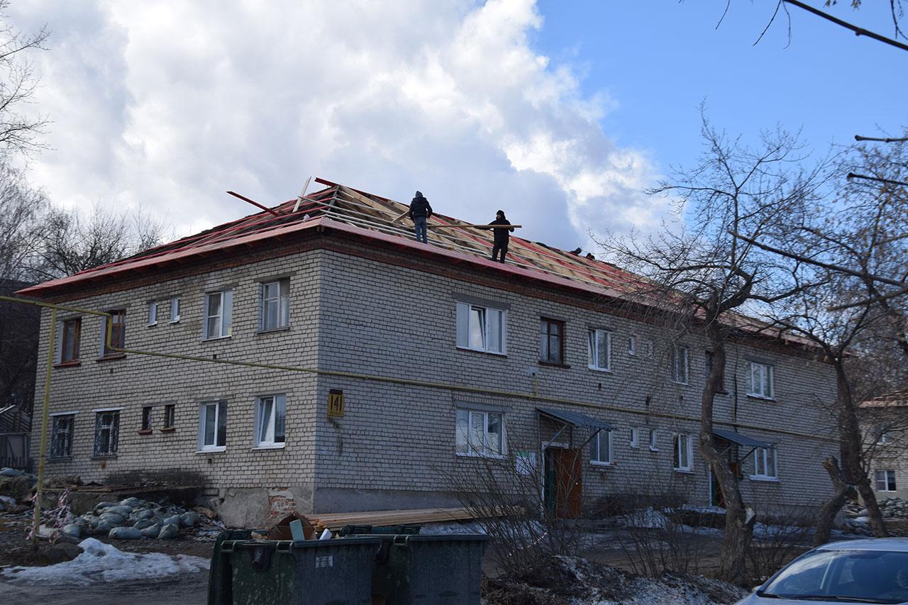 Капитальные ремонты многоквартирных домов в Большом Истоке в 2020 году