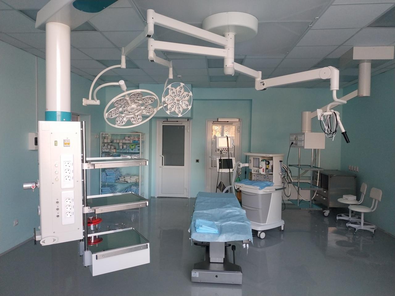 Капитальные ремонты в Сысертской поликлинике в 2019 году