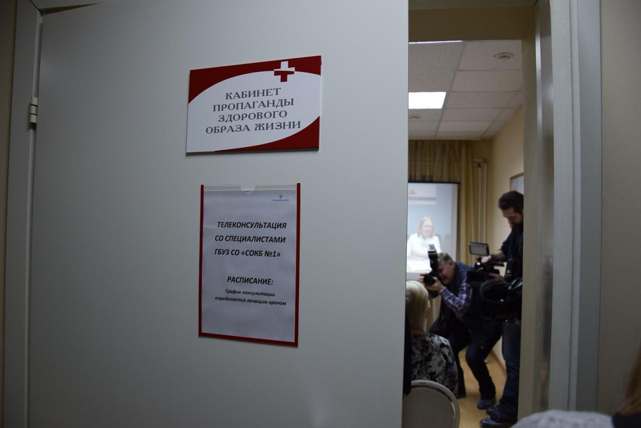 В Патрушах запустили телемедицину в 2018 году
