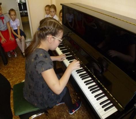 Отечественные музыкальные инструменты для школ искусств
