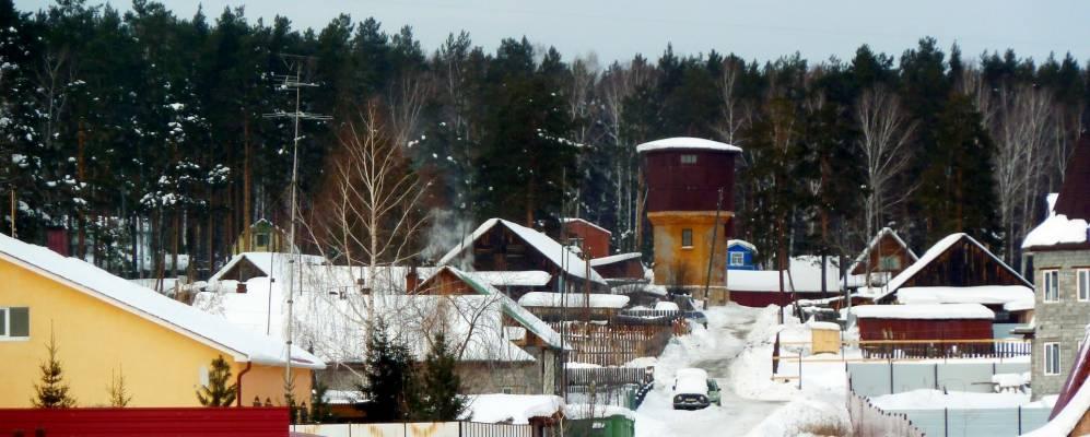 Ежегодные работы в поселке Полевой