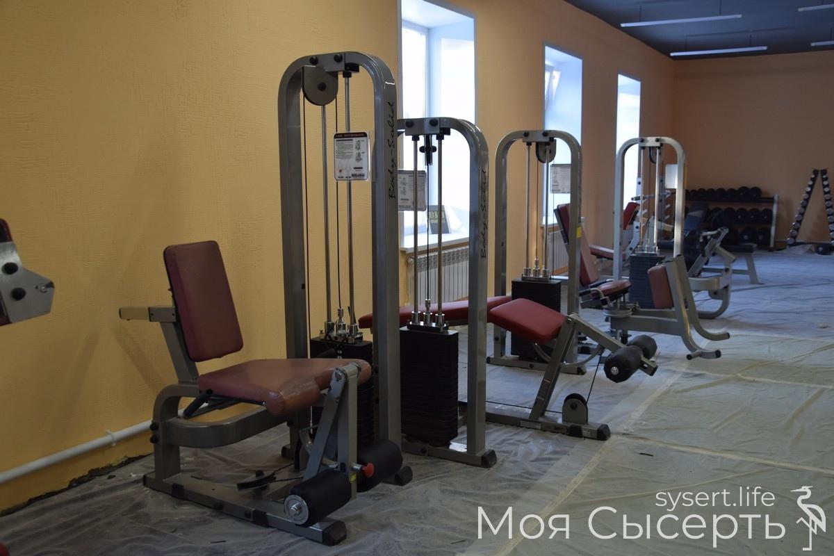 Фитнес-центр Олимп в Двуреченске