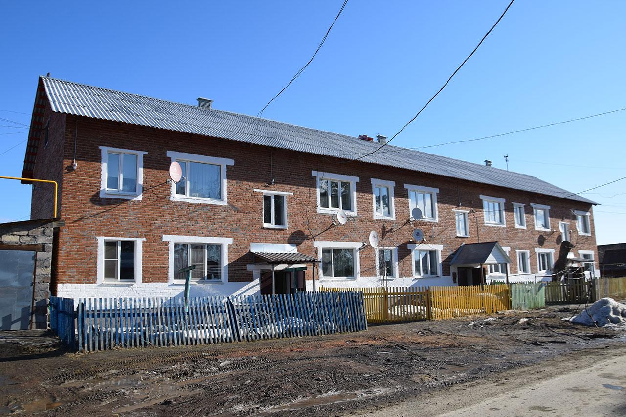 Капитальный ремонт многоквартирных домов в Первомайском в 2020 году