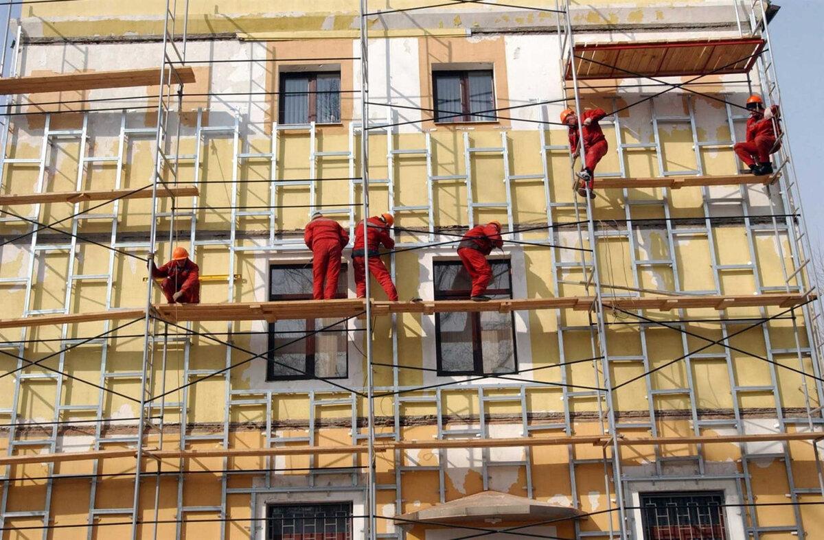 Капитальные ремонты многоквартирных домов в Большом Истоке в 2021 году
