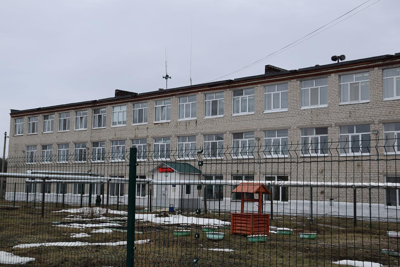 Плановые ремонты в школе №16