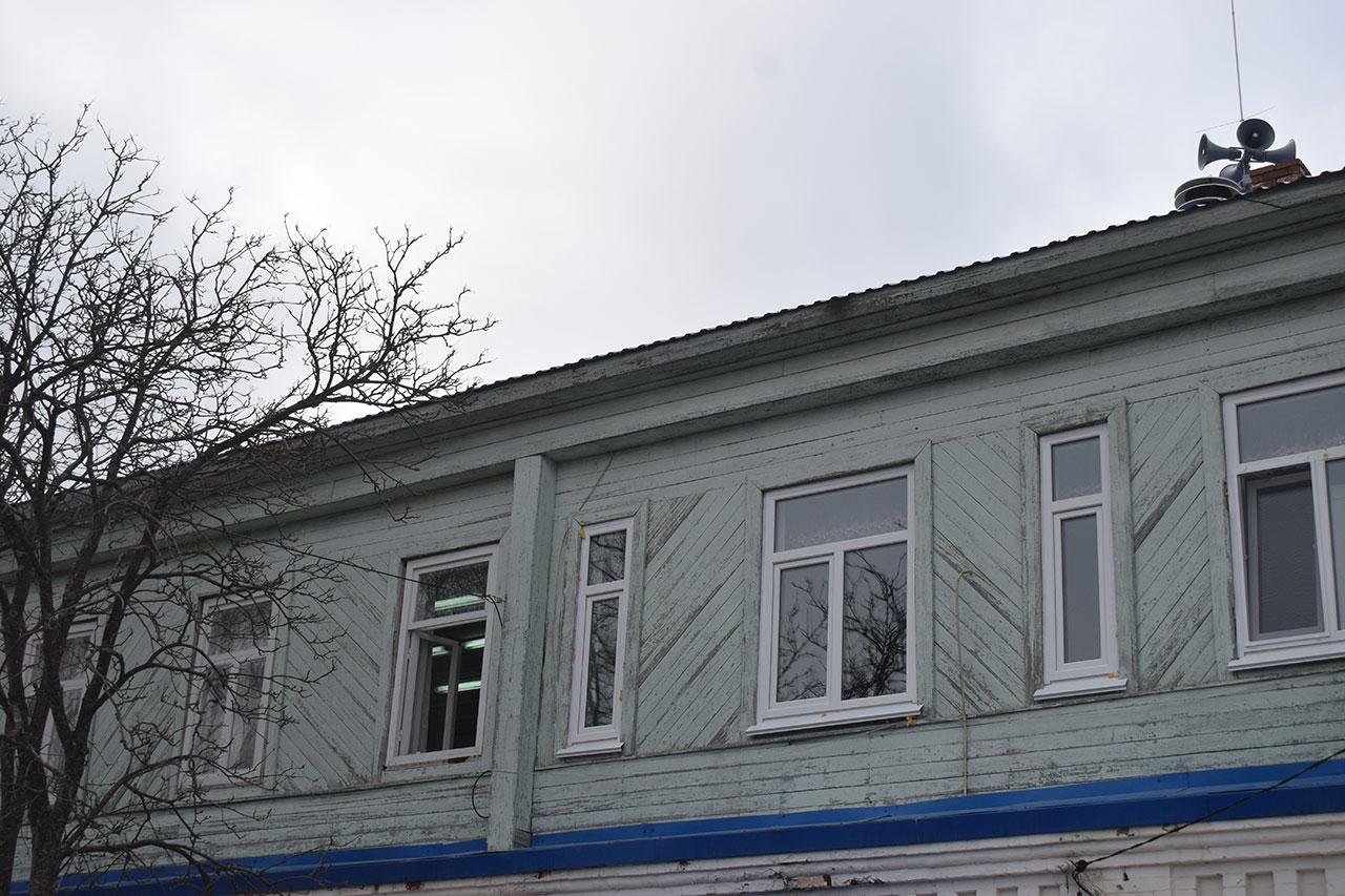 Плановые ремонты в школе №35