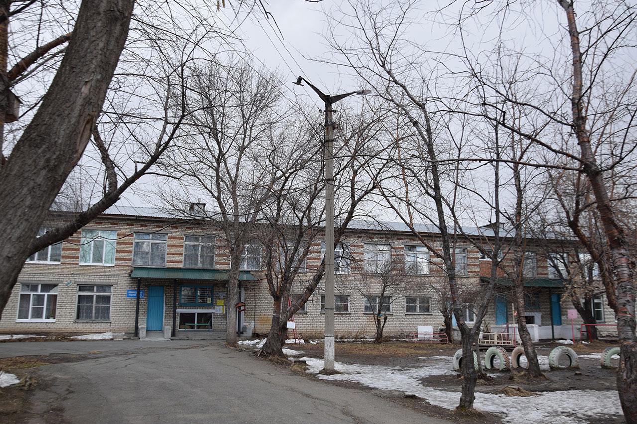 Плановые ремонты в школе №5