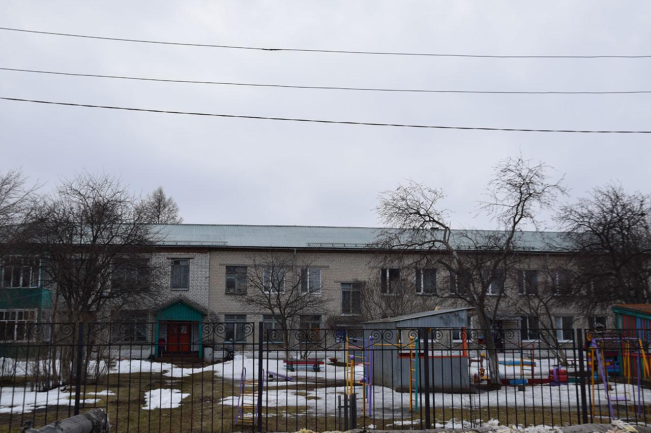 Плановые ремонты в детском саду №5