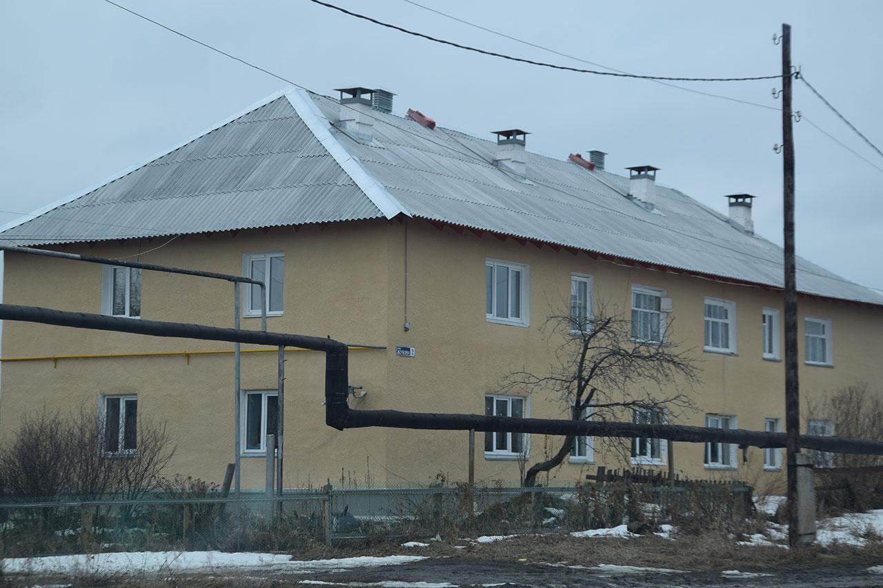 Капитальный ремонт многоквартирных домов в Никольском