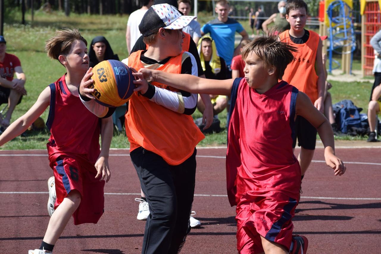 Баскетбол в Двуреченске
