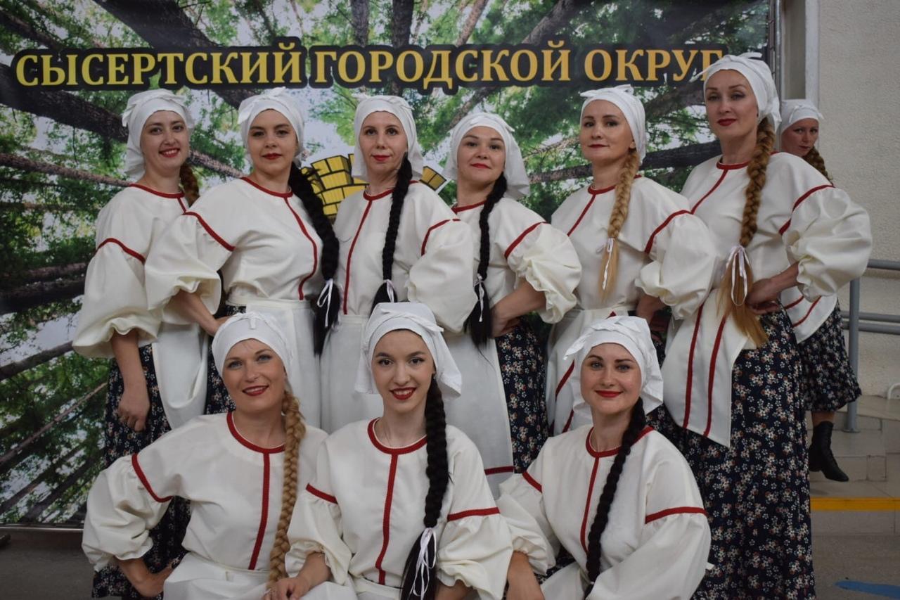 Богат талантами Сысертский край!