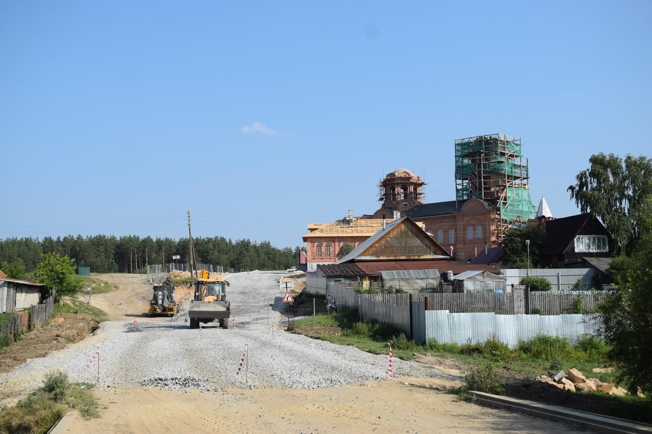 Ремонт храма в Новоипатово