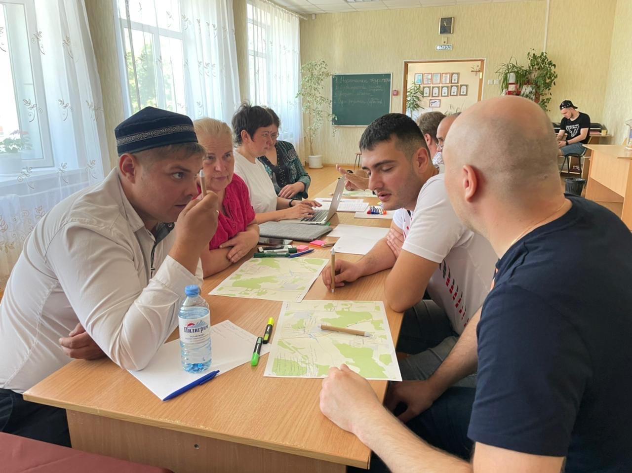 Благоустройство населенных пунктов: Октябрьский