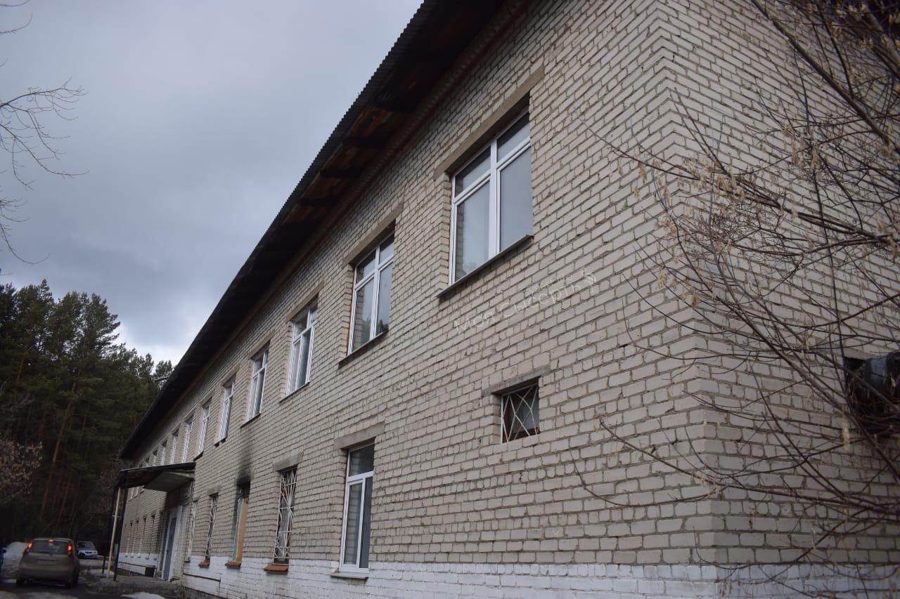 Капремонт в Бобровской больнице
