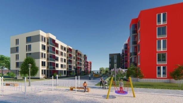 Новый жилой комплекс «Сказы»