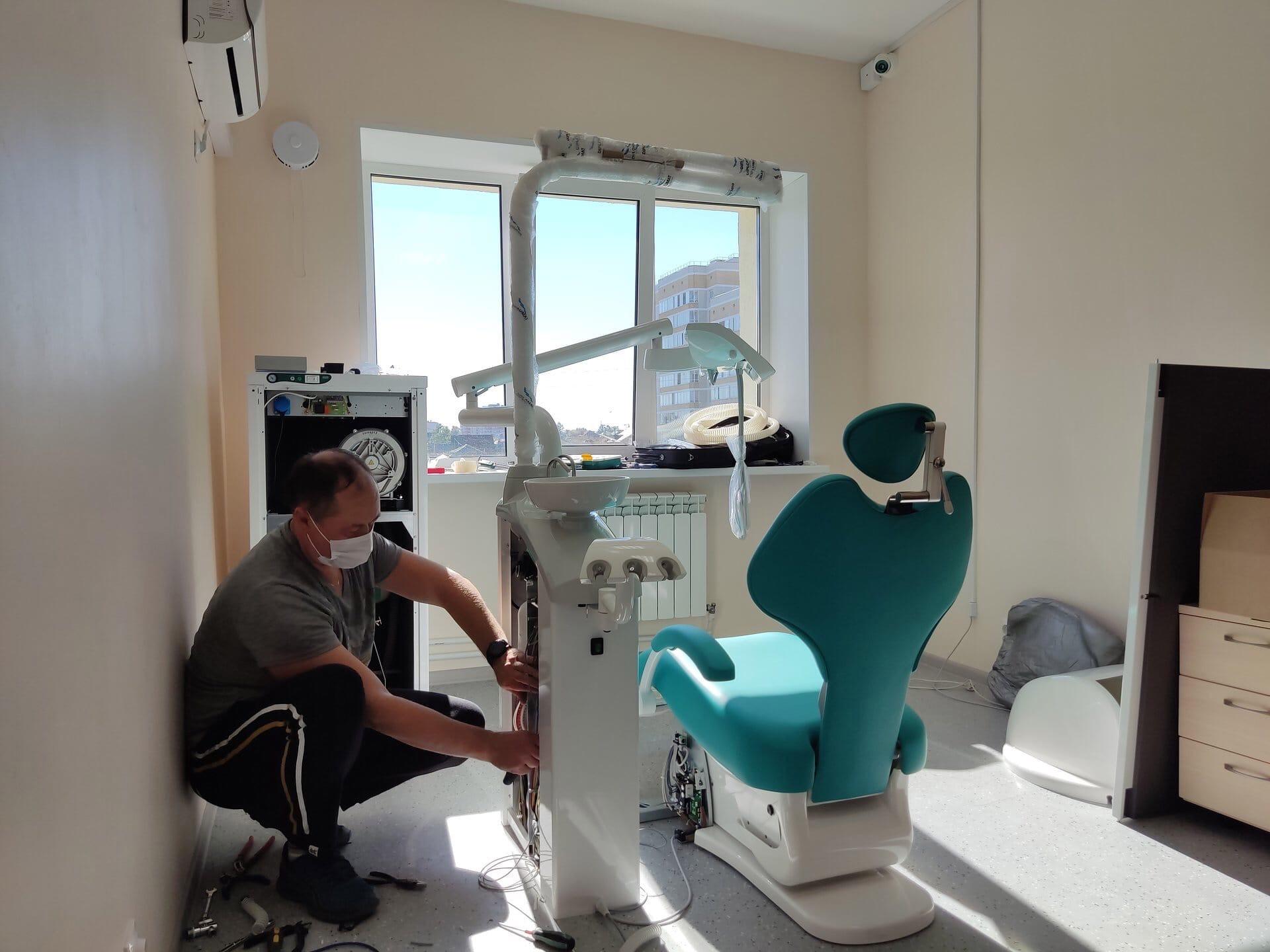 Стоматологический кабинет для детей